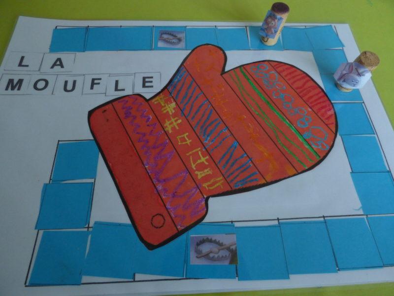 Réalisation d'un jeu en maternelle