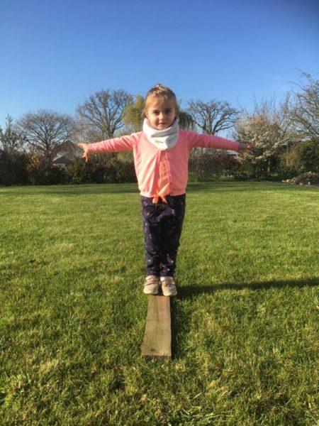 Défi sportif en maternelle